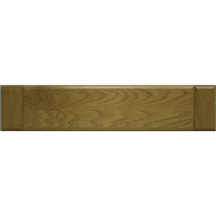 Bútorfiókelő tölgyfa C 160x597 mm lakkozott felületű