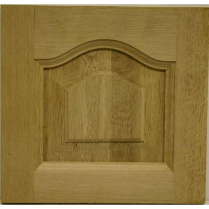 Bútorajtó tölgyfa A1 355x397 mm  betétes tele