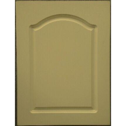 Bútorajtó MDF fóliás sárga   590x445 mm