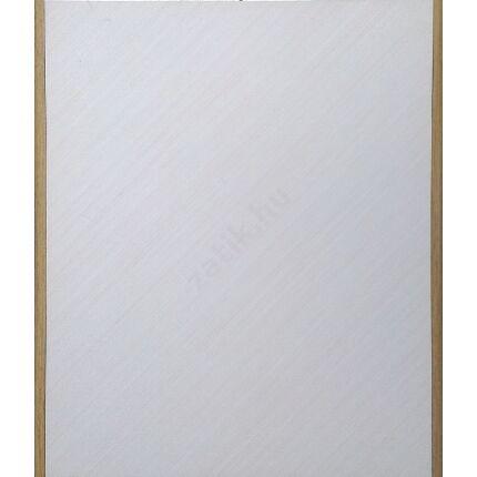 Bútorajtó dekorfóliás karamell + tölgyfa szín 718x590 mm