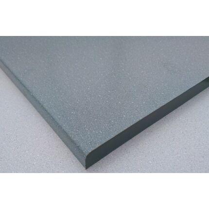 Bútorajtó dekorfóliás zöld szinű 718x390 mm kétoldalt kerekített