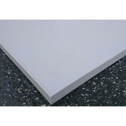 Bútorajtó dekorfóliás galamb szürke szinű 718x340 mm műanyag élléccel zárt