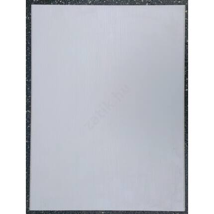 Bútorajtó dekorfóliás galamb szürke szinű 718x440 mm műanyag élléccel zárt