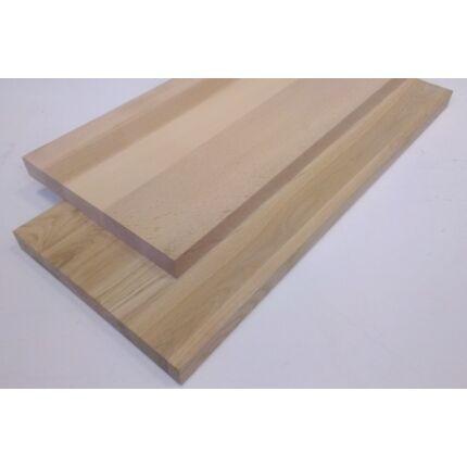 Konyhai vágódeszka 200x200x32 mm tölgyfa masszív 10. sz