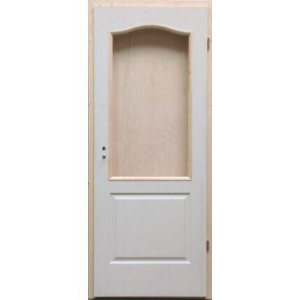 Beltéri ajtó betétmintás M1   100x210 cm FÜ jobb gerébtokkal gipszkarton falhoz MAS