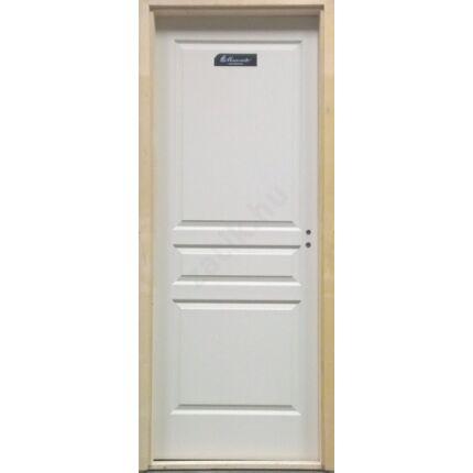 Beltéri ajtó betétmintás M3  100x210 cm tele jobb  gerébtokkal MAS