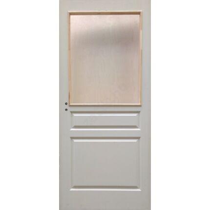 Beltéri ajtó betétmintás M3  100x210 cm FÜ jobb  gerébtokkal MAS