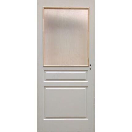Beltéri ajtó betétmintás M3    90x210 cm FÜ bal gerébtokkal MAS