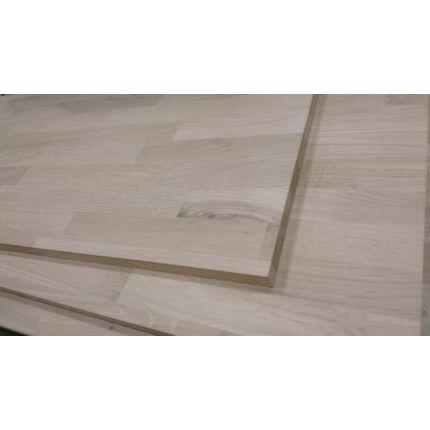Asztallap táblásított tölgyfa HT 40 mm 3000x450 mm Rusztikus 1,35  m2 / 48 kg / tábla  HU++