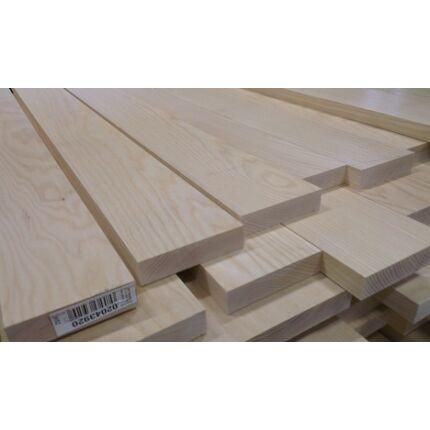 Gyalult kőrisfa fűrészáru deszka 20 mm 1500-1900 mm OF. szélezett szárított (koto)