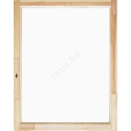 Ablak fix üvegfal 120x150 cm 1,8 m2 EB
