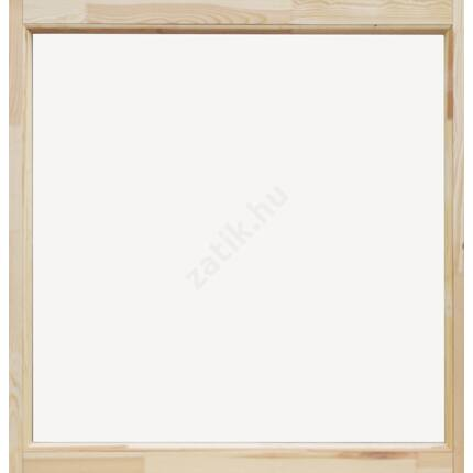 Ablak fix üvegfal 150x150 cm 2,25 m2 EB