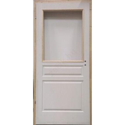 Beltéri ajtó betétmintás M3  100x210 cm FÜ bal gerébtokkal