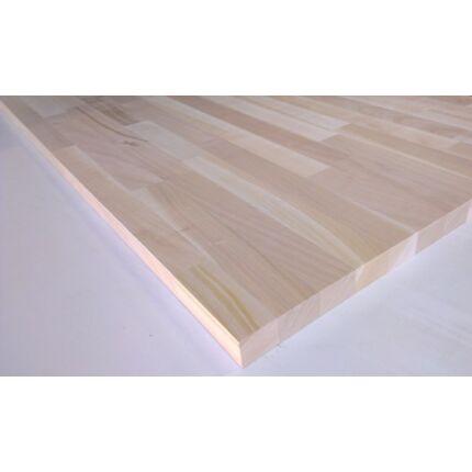 Konyhai munkalap táblásított cseresznyefa HT 28 mm B min. 2250x600 mm  1,35 m2 / tábla