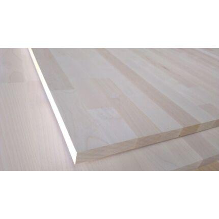 Asztallap táblásított nyárfa HT 32 mm 1500x800 mm 1,2 m2 / 18 kg / tábla