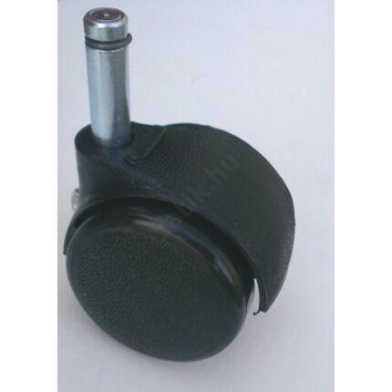 Bútorgörgő fotelgörgő átm. 50 mm csapos fekete