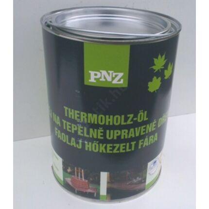 Faápoló keményolaj kültéri  UV álló színtelen 2,5 L 15 m2 / liter hőkezelt fára PNZ