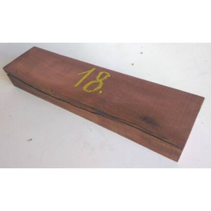 Kingwood királyfa hobby fa 40x50x300 mm 18. sz