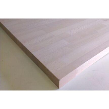 Asztallap táblásított bükkfa gőzölt HT 35 mm 1750x900 mm  A min. 1,57 m2 / 37 kg / tábla IG HU++