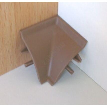 Konyhai munkalap   vízzáró profil WAP  barna szín belső sarok