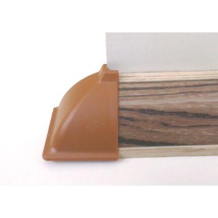 Konyhai munkalap   vízzáró profil WAP  teracotta szín külső sarok