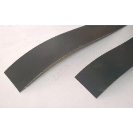 Konyhai munkalap   éldekor végzáró 45x 600 mm szürke márvány szín.