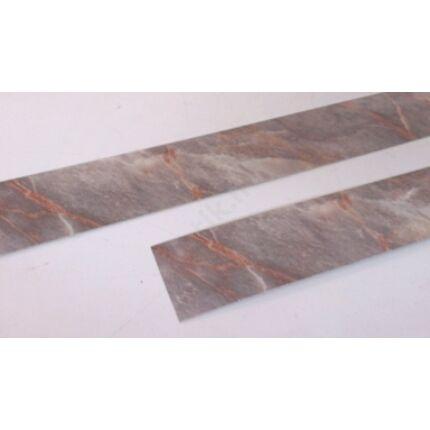 Konyhai munkalap   éldekor végzáró 35x 600 mm salome szín 2 db/ csomag