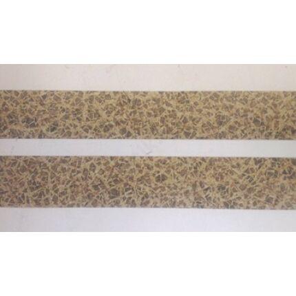 Konyhai munkalap   éldekor 45 mm  Tizian Gold óarany szín 5000 mm
