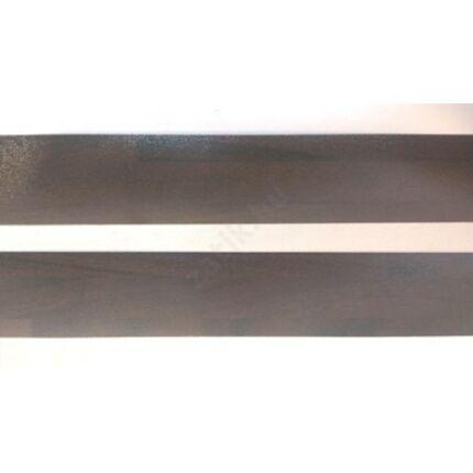 Konyhai munkalap   éldekor 45 mm  Parkett Nussbraun szín 2000 mm