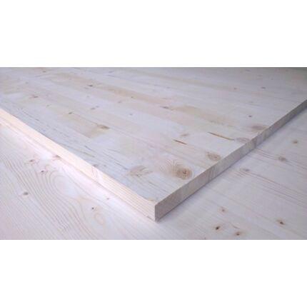 Polclap lucfenyő   600x400 mm 20 mm vastag polcok