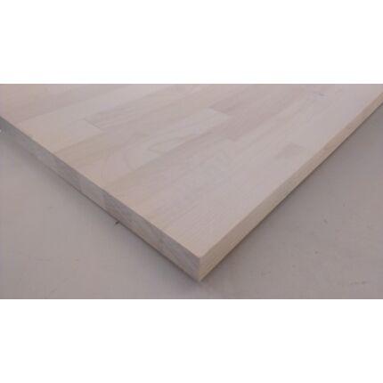 Konyhai munkalap táblásított juharfa falap HT 28 mm 4000x565 mm A min. 2,26 m2 /tábla