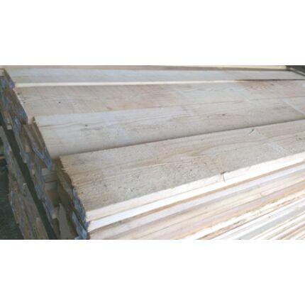 Fenyő fűrészáru szárított deszka 25x200x1000 mm hobby fa lucfenyő