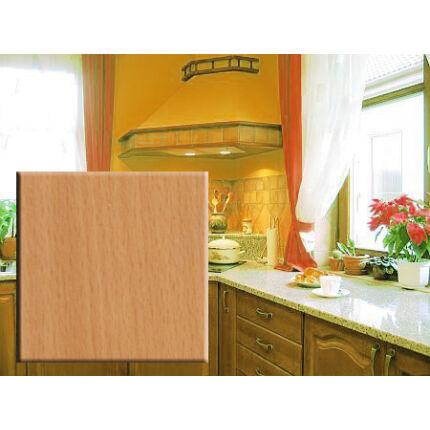 Konyhai munkalap laminált 1500x600x38 mm  bükkfa szín  konyhapult 490. sz