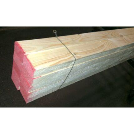 Tetőléc köteg 30x50x4000 mm 10 db / 40 m / köteg 1. oszt. Prémium építő párnafa