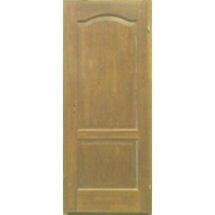 Beltéri ajtó  dekorfóliás Tölgy szín  75x210x12 cm tele M1 jobbos JW 44 MIX Diófa szín ÁTFOGÓ tokkal