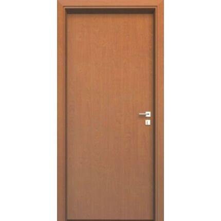 Beltéri ajtó dekorfóliás  cseresznyefa  F szín 90x210x12 cm tele jobb 3 pántos tok MAS21