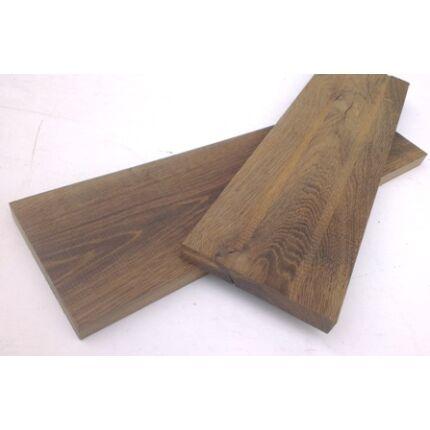 Gőzölt tölgyfa fűrészáru hobbyfa 18x130x 500 mm HU++