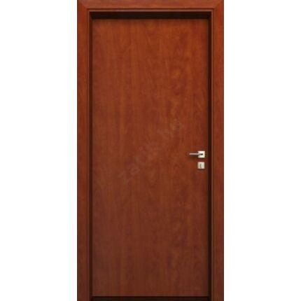 Beltéri ajtó dekorfóliás  Calvados szín  65x210x10 cm tele balos MAS2 utólag szerelhető tokkal
