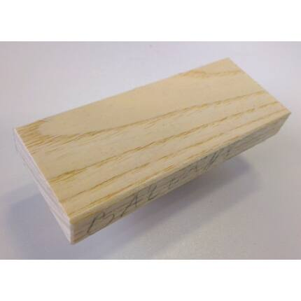 Bálványfa faminta darab 6x40x100 mm  103. sz