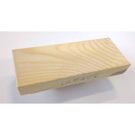 Erdeifenyő faminta darab 6x40x100 mm  104. sz borovi fenyő