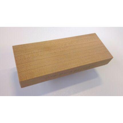 Cseresznyefa faminta darab 6x40x100 mm  109. sz