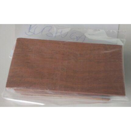 Bubinga faminta darabok 6 dkg/csomag  208. sz