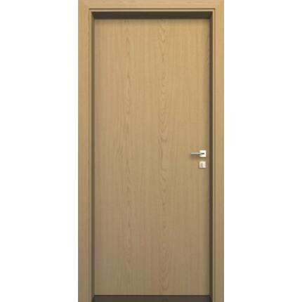 Beltéri ajtó dekorfóliás  Natur Tölgy szín  90x210x12 cm tele jobbos X MAS 436  szépséghibás