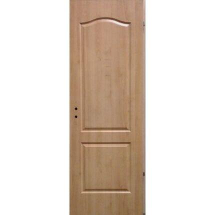 Beltéri ajtó dekorfóliás  Éger szín  90x210x12 cm M1 tele jobbos MAS110 utólag szerelhető tokkal