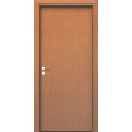 Beltéri ajtó dekorfóliás Kombi cseresznye szín 75x210x12 cm tele bal MAS118 utólag szerelhető tokka