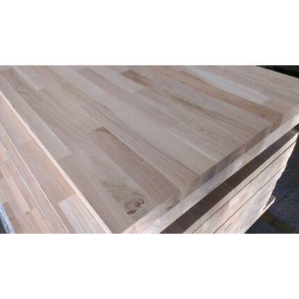 Asztallap táblásított tölgyfa HT 40 mm 1500x800 mm 1,2  m2 / 40 kg / tábla  HU++