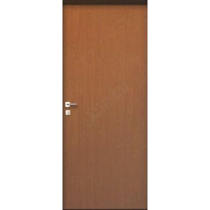 Beltéri ajtó  dekorfóliás    Körte szín   90x212x14 cm tele jobbos MIX FEHÉR DIN E31  utólag szer