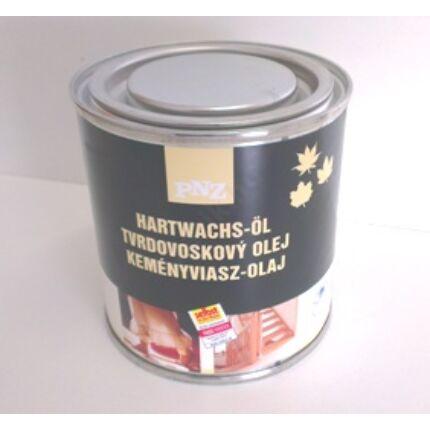 Faápoló keményviasz olaj beltéri színtelen 0,25 L 15 m2 / liter  PNZ