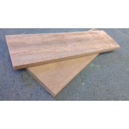Iroko fa fűrészáru hobbyfa 20x145x500 mm