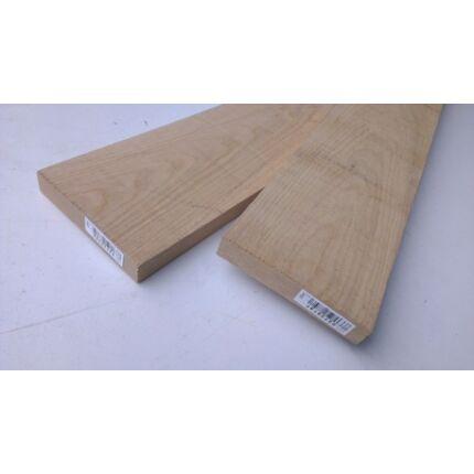 Tölgyfa fűrészáru 27x165x1800 mm OF. szélezett szárított HU++